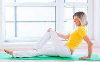 Физические упражнения при цистите