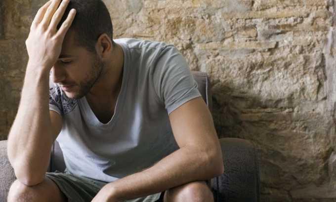 Спровоцировать боль в мочеиспускательном канале у мужчины может стресс