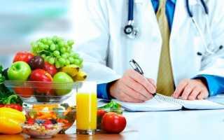 Особенности диеты при хроническом цистите