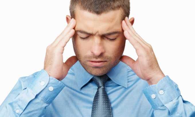 Головные боли могут быть при остром цистите