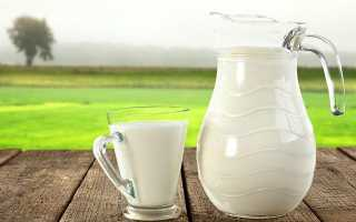 Можно ли употреблять молоко и молочные продукты при цистите?