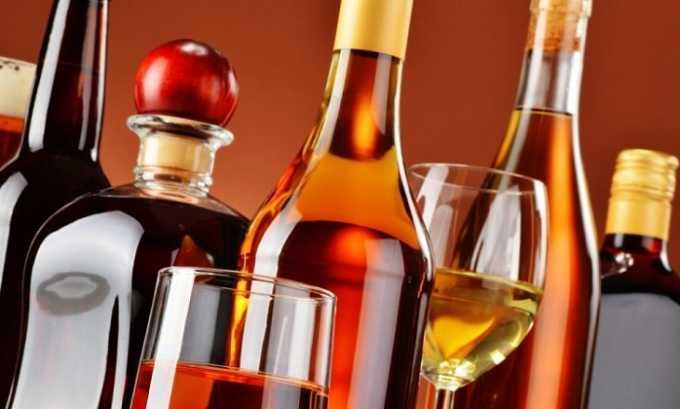 За неделю до бактериологического исследования рекомендуется исключить из рациона алкоголь