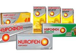 Эффективность Нурофена при цистите