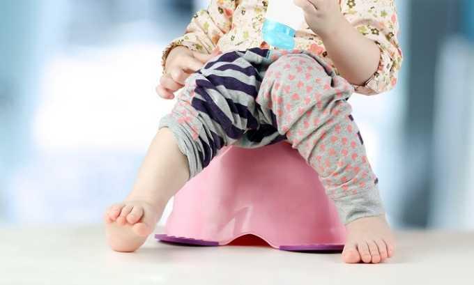 У малыша наблюдаются частые позывы к мочеиспусканию