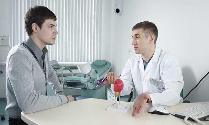 Врач, специализирующийся на болезнях мочеполовой системы у мужчин