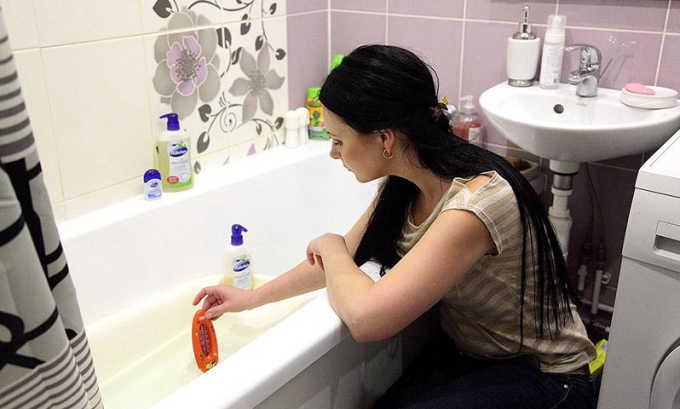 Оптимальная температура воды для проведения ванн 37-37,5°С