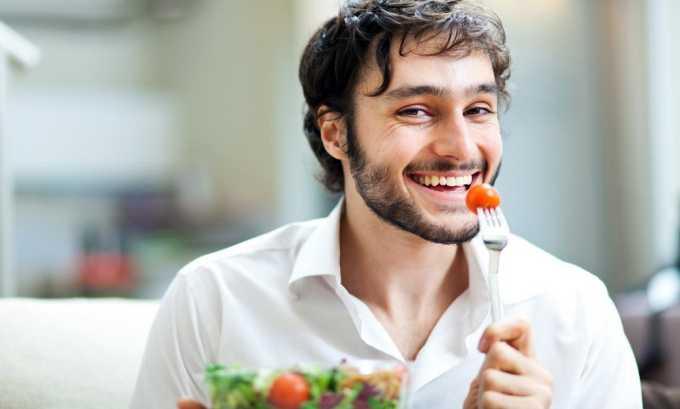 Тем, кто страдает метеоризмом, следует соблюдать диету в течение 2-3 дней до УЗИ