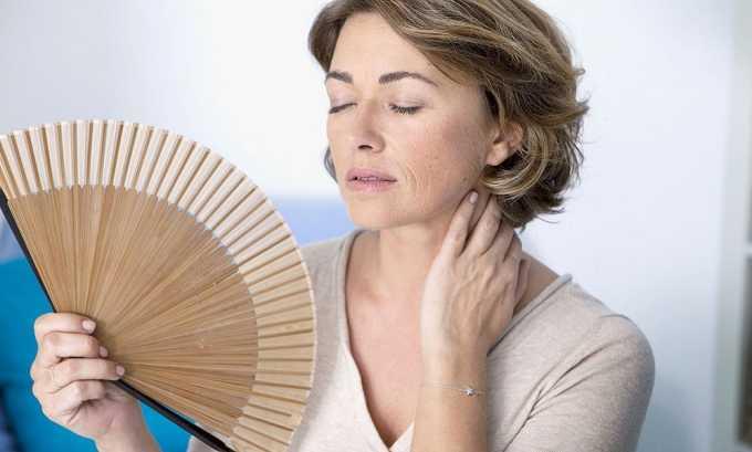 Климакс причина вызывающий недержание во время цистита