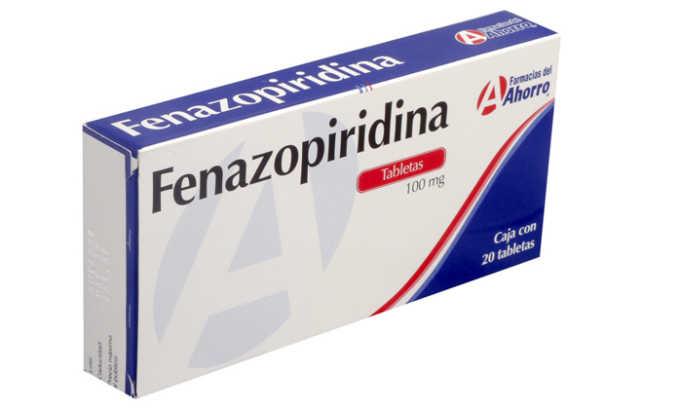 Анальгетик Феназопиридин даёт оранжевый окрас мочи