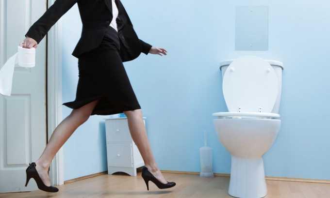 Частые позывы к мочеиспусканию являются симптомом развития цистита