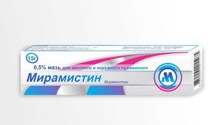 Мирамистин обладает широким спектром антисептической активности и поэтому является универсальным средством для лечения воспаления мочевого пузыря