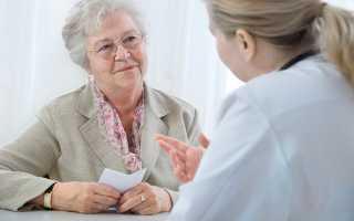 Причины и лечение частых мочеиспусканий у женщин пожилого возраста