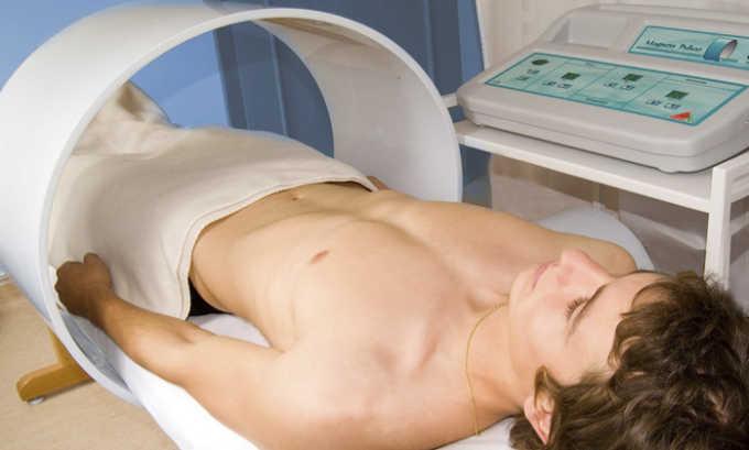 Лечение патологии заключается в проведении физиотерапевтических процедур