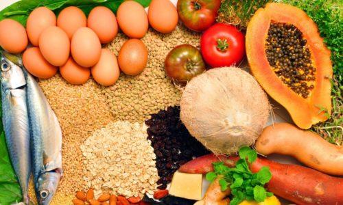 Питание ребенка с фолликулярным циститом должно быть полноценным и витаминизированным
