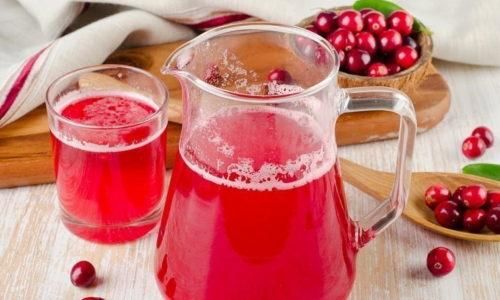 При хроническом шеечном цистите для утоления жажды предпочтение следует отдавать свежим овощным сокам, ягодным морсам, фруктовым компотам без добавления сахара