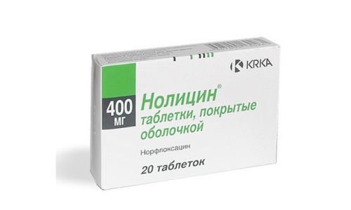 Если цистит имеет бактериальную природу, эффективными оказываются антибиотики, относящиеся к группе фторхинолонов. К примеру, препарат Нолицин