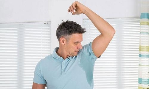 Острый цистит нередко сопровождается повышением потоотделения