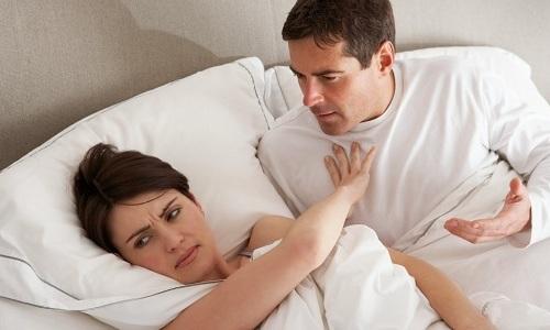 Опущение мочевика может провоцировать болезненные ощущения во время секса
