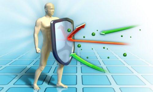 Большую роль в борьбе с патогенными микроорганизмами оказывает состояние иммунной системы