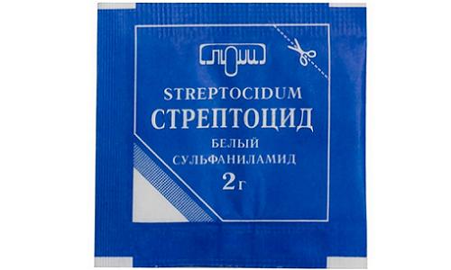 Стрептоцид обладает выраженным бактериостатическим действием, что способствует остановке роста бактерий