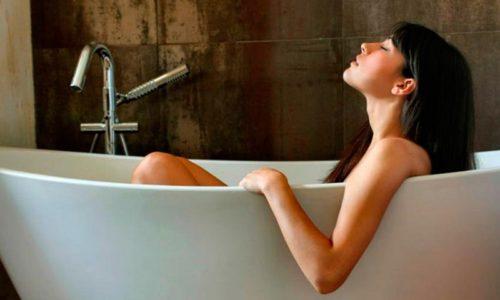 Содовая ванна оказывает отличное лечебное воздействие, укрепляя весь организм