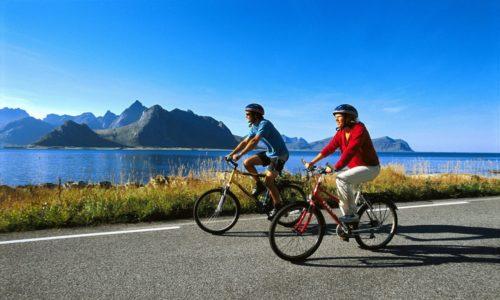 Независимо от формы цистита не рекомендуется ездить на велосипеде